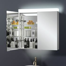 Bathroom Mirrored Cabinets