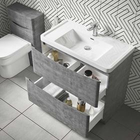 Shop the Trend - Grey Bathrooms