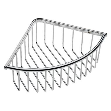 Adele Deep Triangular Corner Basket
