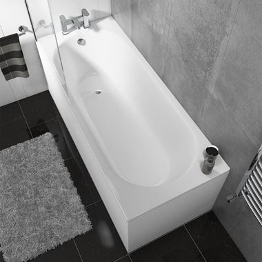 Afroditi Single Ended Bath - 1700 x 700mm
