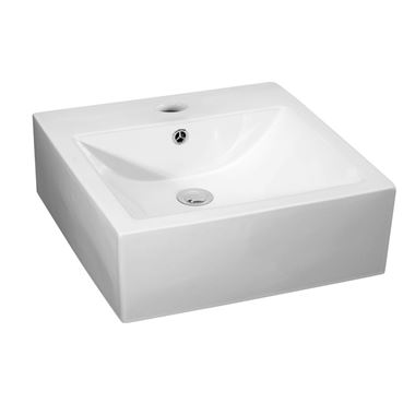 Alana 470mm Rectangular Countertop Basin