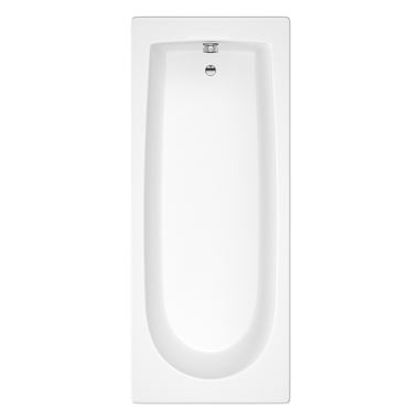Amadeus Curve Single Ended Bath with Reinforced Option- 1800 x 800mm