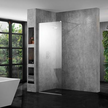 Aquadart Wetroom 10mm Walk-In Enclosure
