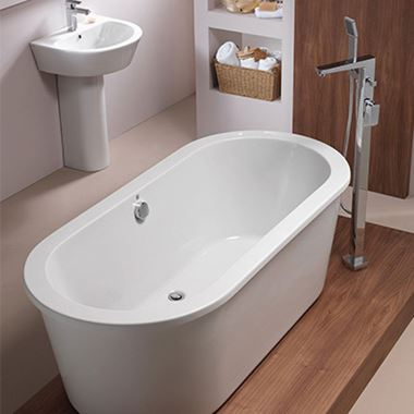 ArmourCast Arco Freestanding Bath - 1700 x 790mm