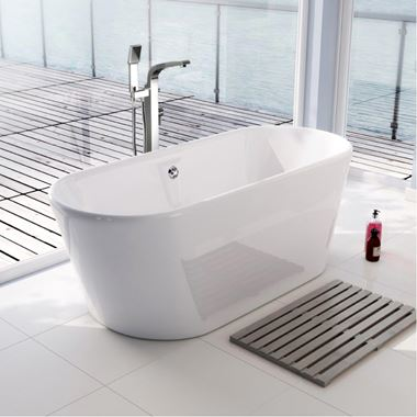 ArmourCast Essence Freestanding Bath - 1500 x 640mm & 1700 x 690mm