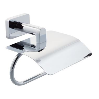 Bailey Covered Toilet Roll Holder