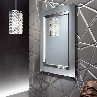 Bathroom Origins Modena Mirror - 600 x 1600mm, 650 x 900mm & 780 x 1100mm