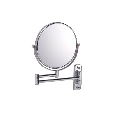 Bathroom Origins Reversible 10x Magnifying Wall Mirror