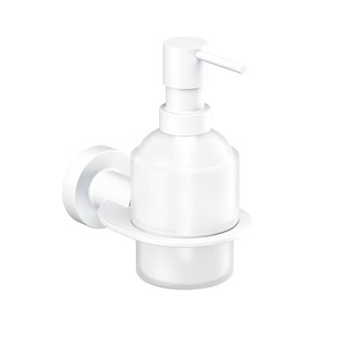 Sonia Tecno Project White Soap Dispenser - White