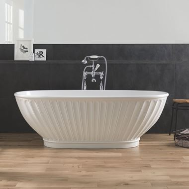 BC Designs Casini Freestanding Bath - 1680 x 750mm
