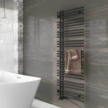 Brenton Montagna Heated Towel Rail - 1600 x 500mm
