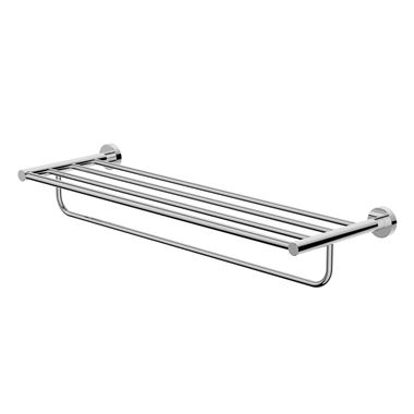 Britton Bathrooms Hoxton Towel Rack - Chrome