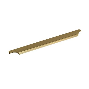 Britton Bathrooms Shoreditch Brushed Brass Handle