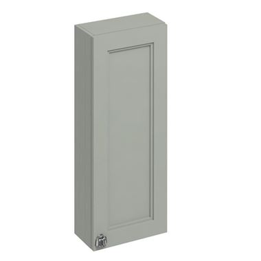 Burlington 30cm Single Door Wall Cabinet - Dark Olive