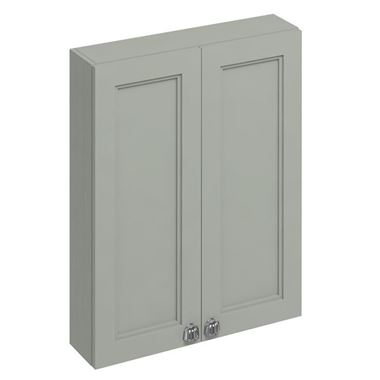 Burlington 600mm Double Door Wall Mounted Storage Unit