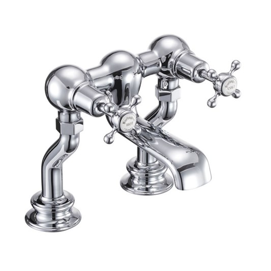 Burlington Claremont Bath Mixer Tap