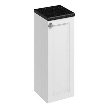 Burlington Floorstanding 30cm Single Door Storage Unit
