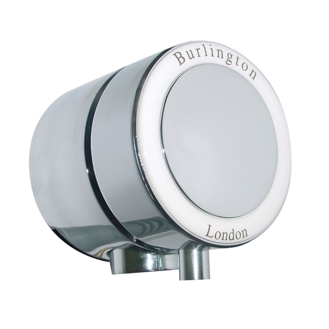 Burlington Overflow Bath Filler - Double Ended Baths