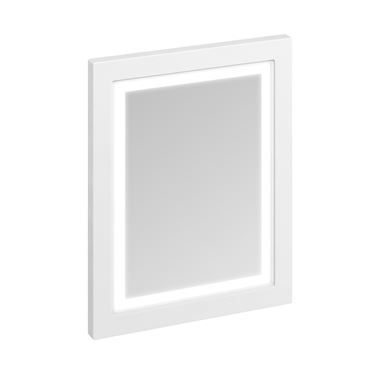 Burlington Wooden Framed Mirror with LED Illumination - 600mm, 900mm & 1200mm