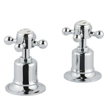 Butler & Rose Caledonia Cross Panel Valves