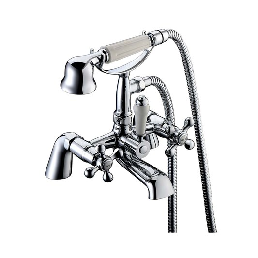Butler & Rose Carlton Traditional Bath Shower Mixer