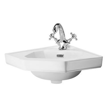 Butler & Rose Catherine 420mm Corner Basin