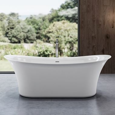 Charlotte Edwards Admirality Freestanding Bath