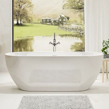 Charlotte Edwards Belgravia Freestanding Bath