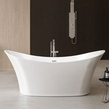 Charlotte Edwards Harrow Freestanding Bath - 1700 x 700mm