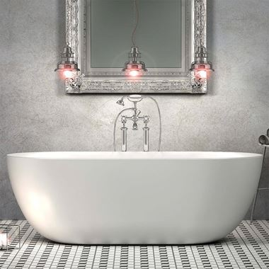 Charlotte Edwards Mayfair Free Standing Bath