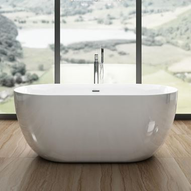 Charlotte Edwards Mayfair Freestanding Bath
