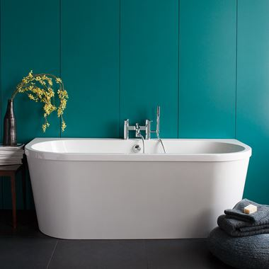 Cleargreen Saturn Freestanding Bath - 1700 x 750mm