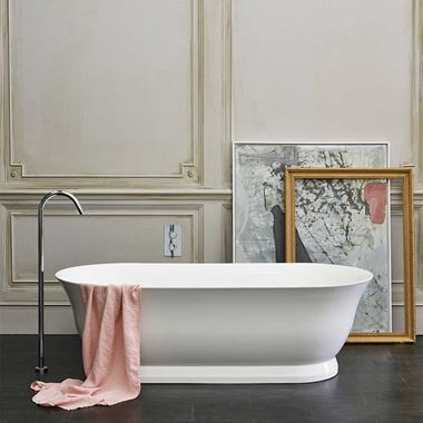 Clearwater Florenza Freestanding Bath - 1828 x 864mm