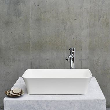 Clearwater Palermo ClearStone Countertop Basin