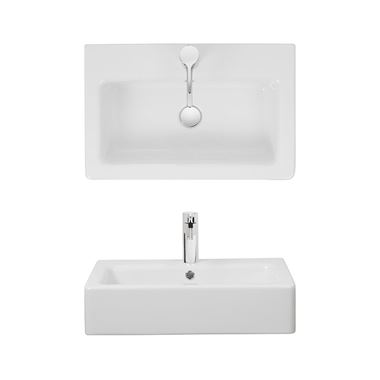 Crosswater Air Ceramic Basin - 600mm