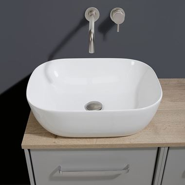 Crosswater Amalfi Countertop Basin - 445mm