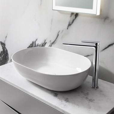 Crosswater Avillas 60 Countertop Basin - 600mm