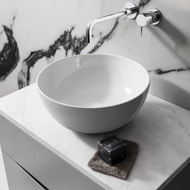 Crosswater Balboa Countertop Basin - 370mm