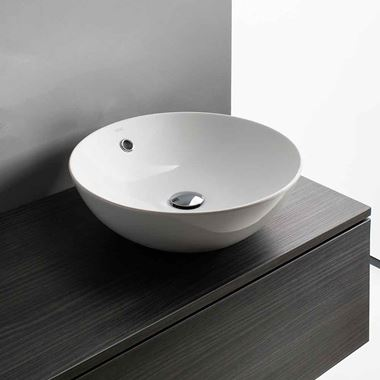 Crosswater Castellon Plus Ceramic Countertop Basin