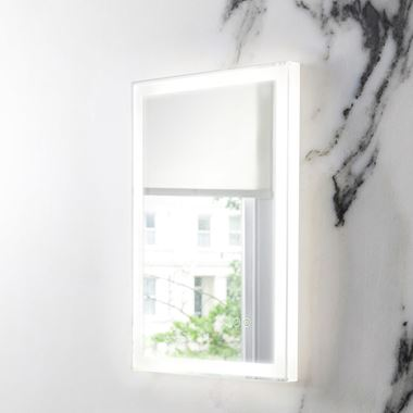 Crosswater Dune LED Illuminated Mirror