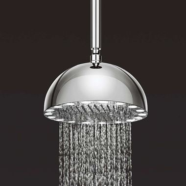 Crosswater Dynamo Fixed Shower Head with Lights