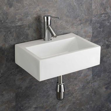 Crosswater Gerona Ceramic Basin