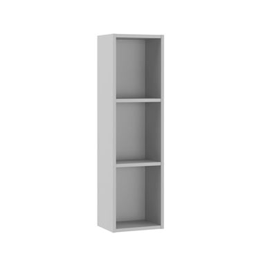 Crosswater Infinity 200mm Wall Hung Storage Unit - Storm Grey