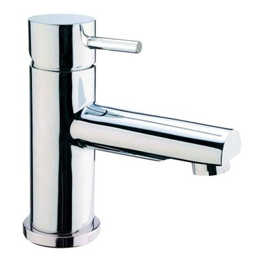 Crosswater Kai Lever Basin Mixer Tap - With Pop Up Waste