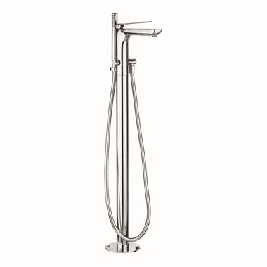 Crosswater KH Zero 2 Floor Standing Bath Shower Mixer Tap with Shower Kit