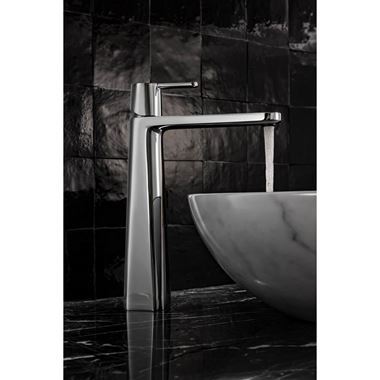 Crosswater Marvel Tall Basin Mixer Tap - Chrome