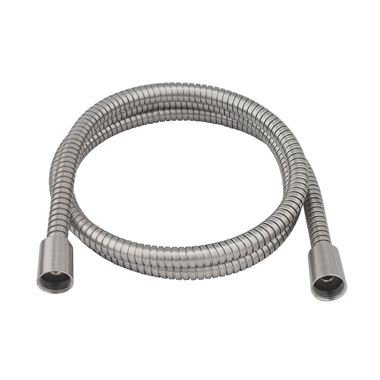 Crosswater MPRO 1500mm Shower Hose - Stainless Steel Effect