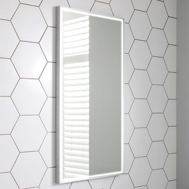 Crosswater MPRO LED Illuminated Steam Free Mirror - 600 x 800mm