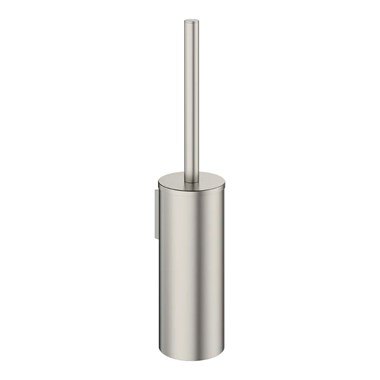 Crosswater MPRO Toilet Brush Holder - Brushed Stainless Steel
