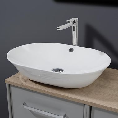 Crosswater Navarre Countertop Basin - 590mm